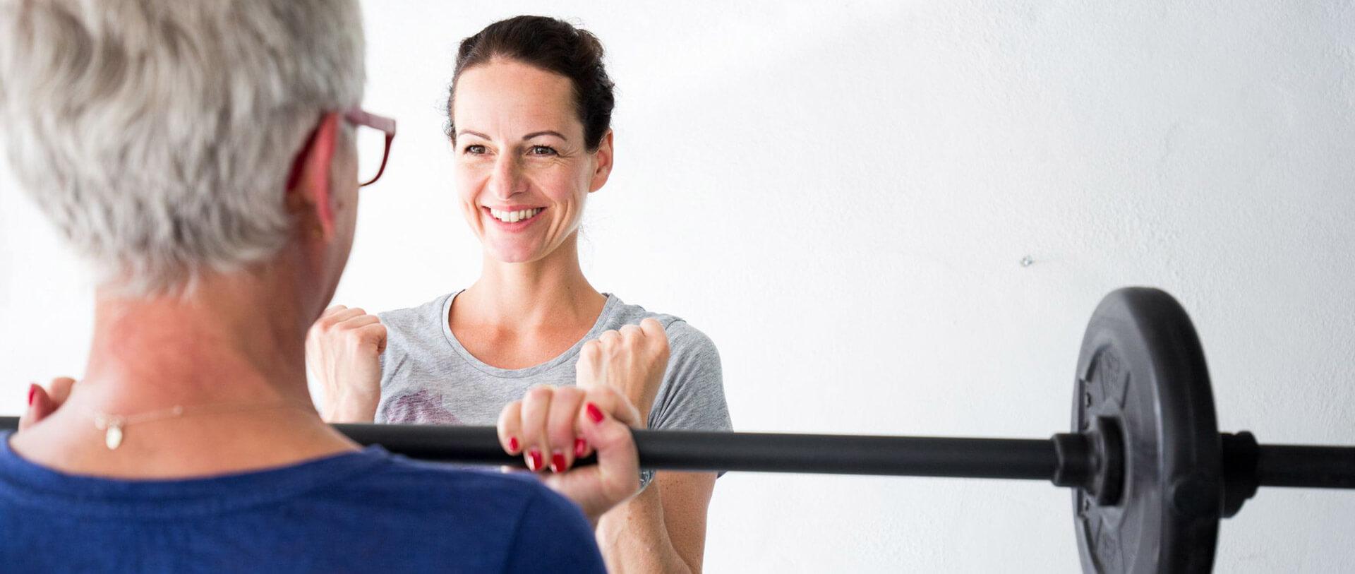 Das beste Training während der Diät verhindert die Gewichtszunahme danach