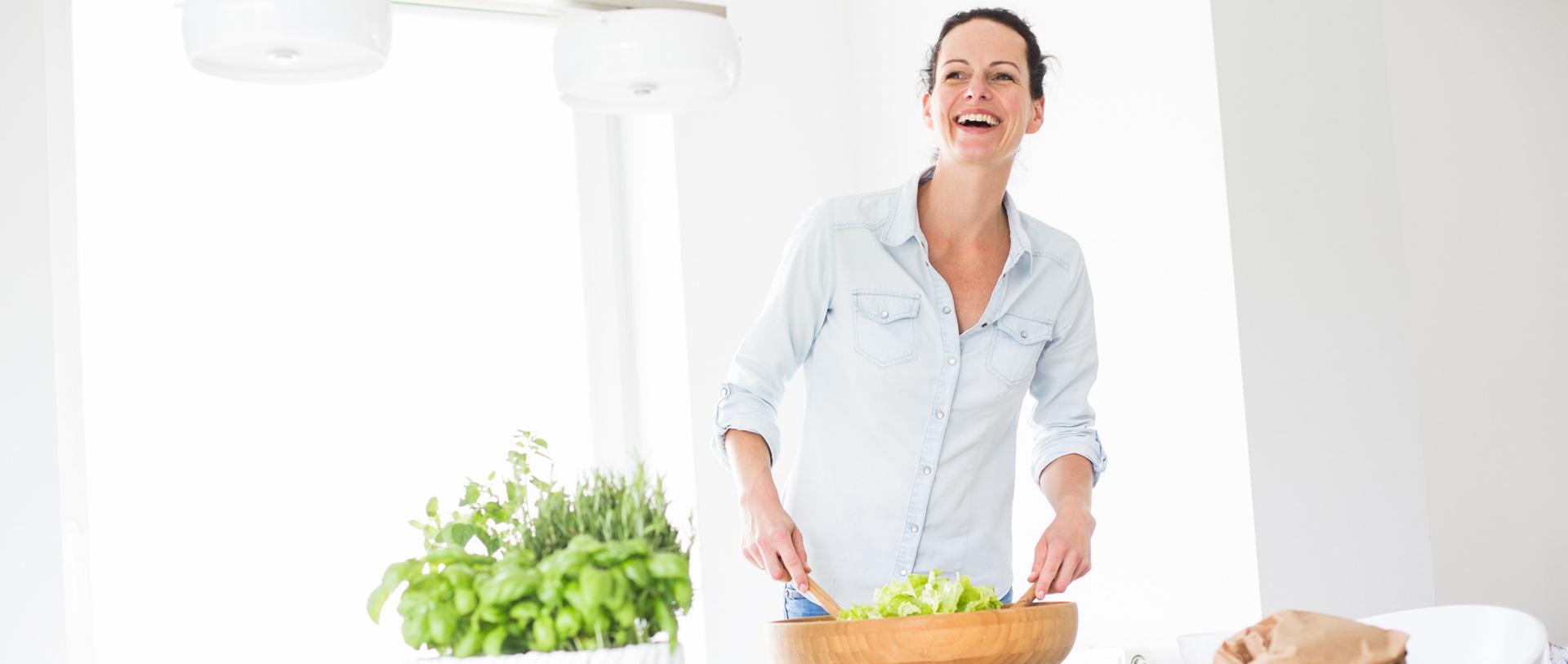 Die jecken Tage sind vorbei - In 28 Tagen gesund Fasten und Abnehmen