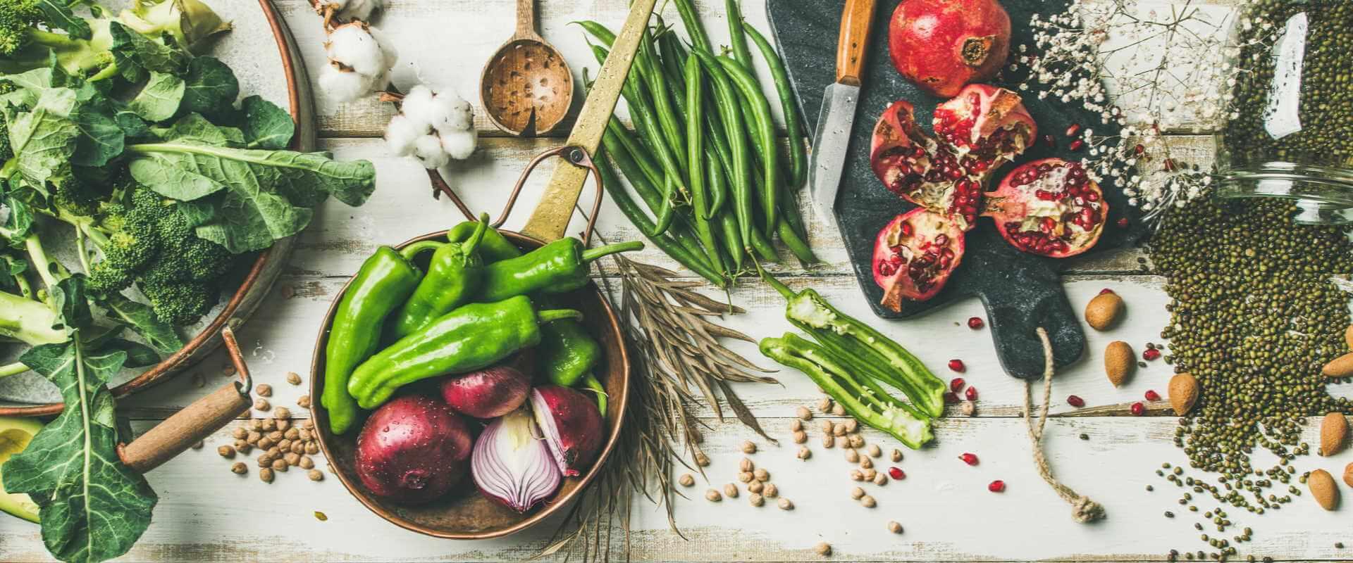 Die beste Ernährung für glückliche Hormone